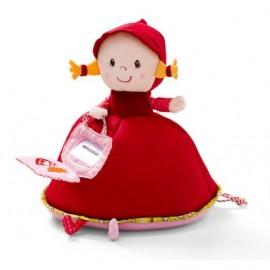 Tirelire Petit Chaperon rouge