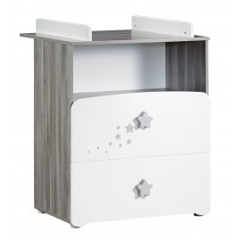 Commode à langer New Nao