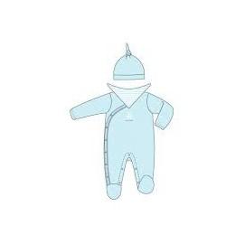Pot de glace Dors-bien Garçon bleu