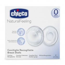 Coquille d'allaitement Natural Feeling