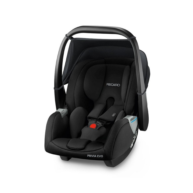 Cosy Privia Evo Performance black groupe 0+ (0-13 kg)