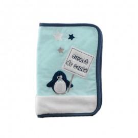 Protège carnet de santé Pingou