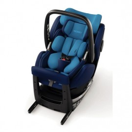 Siège auto Zero.1 Elite i-Size Xenon Blue 45 - 105 cm