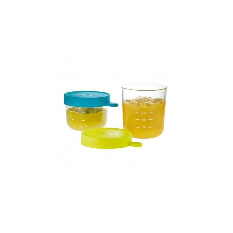 Coffret de 2 portions verre 150ml et 250ml