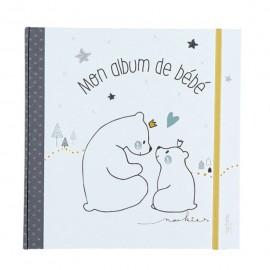Album de bébé Gaby & Sam FR