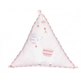 Coussin triangle Mila