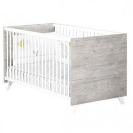 Little BIg Bed Scandi Gris 70X140 cm