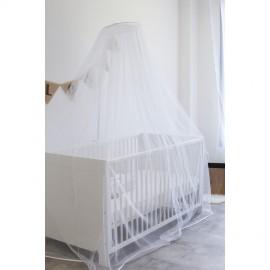 Ciel de lit zippe avec flèche