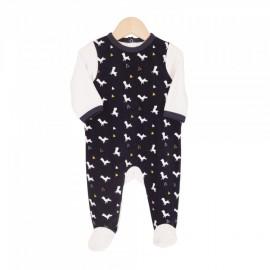 Pyjama Dors bien pont - Lama M'Ours