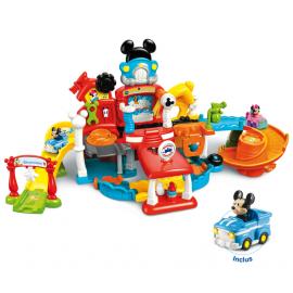 Le Magi-garage interactif de Mickey (+ Pick-up magique de Mickey)