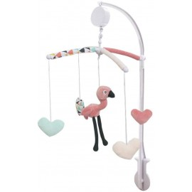 Mobile musical Flamingo