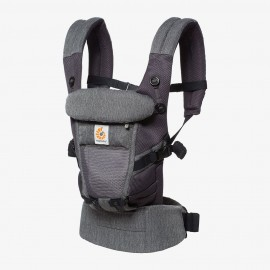 Porte-Bébé Adapt Cool Air Mesh - Gris Chiné