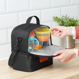 Sac Repas Isotherme Multipoches Pick & Go