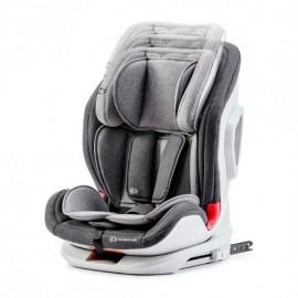 Siège Auto Isofix Oneto3 Groupe 1/2/3 - Black/Grey