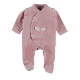 Pyjama Velours Lina & Joy