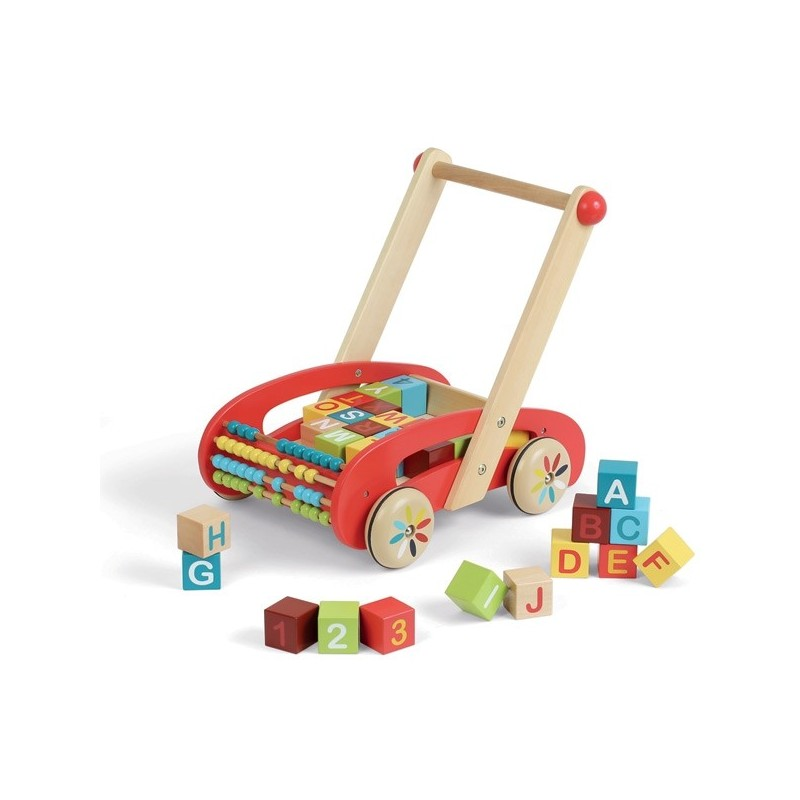 Abc Buggy Tatoo  30 cubes