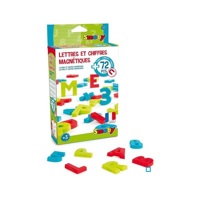72 lettres et chiffres magnétiques